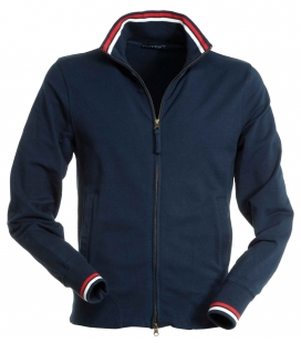 Sweat-shirt zippé France 250g pour homme MAVERICK - PAYPER