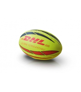 Ballon mini rugby rubber
