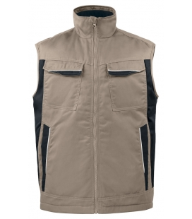 Bodywarmer double multipoches - PROJOB
