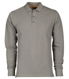 Polo homme à manches longues 210g/m² FLORENCE - PAYPER