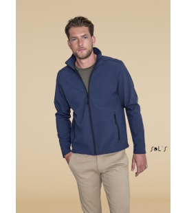 Veste homme zippee softshell SOL'S - 280g/m² - RACE MEN