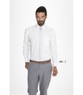 Chemise homme popeline manches longues SOL'S - BALTIMORE