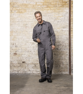 Combinaison workwear simple zip SOL'S - 240g/m² - SOLSTICE PRO
