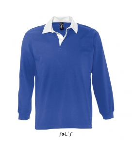Polo rugby homme bicolore SOL'S - 280g/m² - PACK