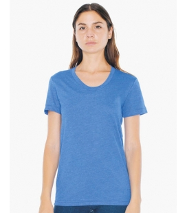 T-shirt Poly-Cotton femme 122g/m - AMERICAN APPAREL