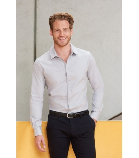 Chemise homme stretch manches longues SOL'S BLAKE MEN