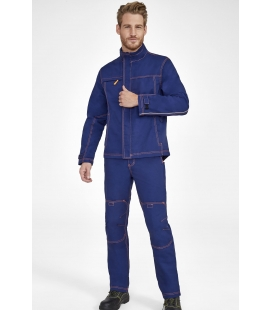 Blouson unicolore workwear homme SOL'S FORCE PRO