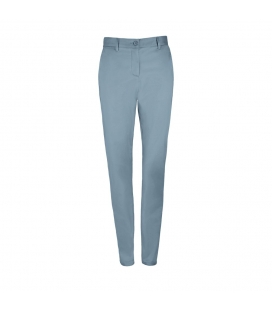 Pantalon stretch en satin femme SOL'S JARED WOMEN