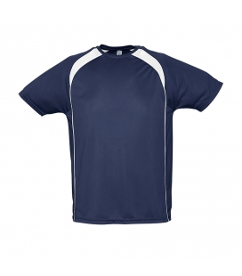 Tee-shirt bicolore homme SOL'S MATCH