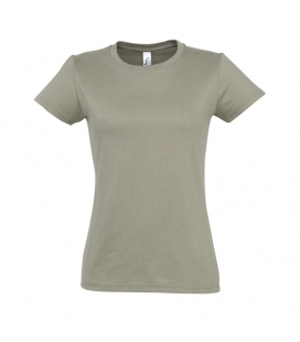 Tee-shirt femme col rond SOL'S IMPERIAL WOMEN