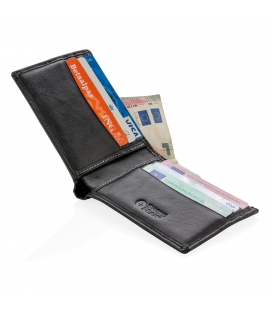 Portefeuille anti RFID Swiss Peak
