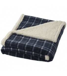 Plaid Joan en polaire sherpa